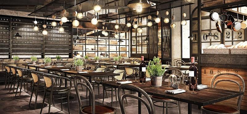 Ciao Pizza restaurant Bangkok