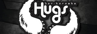 HUGs Karaoke bears bar Bangkok