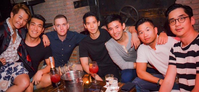 Sunday Night Gay night Bangkok