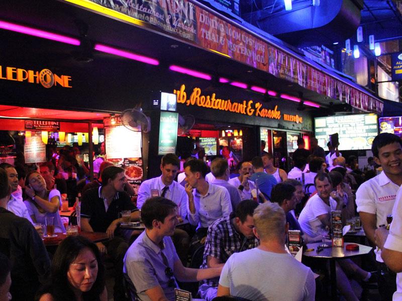 Telephone Bar Bangkok